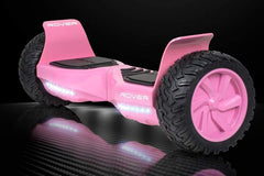 "Halo Rover Electric Hoverboard Bluetooth 8.5"" Pink Manufacturer RFB"