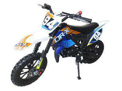 Ice Bear PAD50-2 Holeshot-X 50cc Dirt Bike Blue New