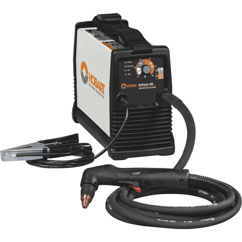 Hobart 500575 Airforce 27i 120/240V Plasma Cutter with XT30R Torch and MVP Power Cord System New