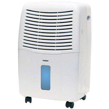 Haier 45 Pint Energy Star Electronic Control Dehumidifier DE45EM-L/T Refurbished