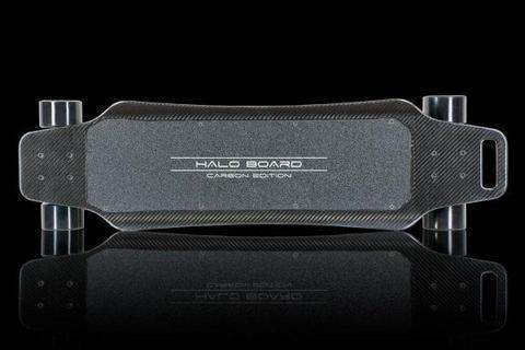 Halo Board Carbon Fiber Motorized Electric Skateboard Used