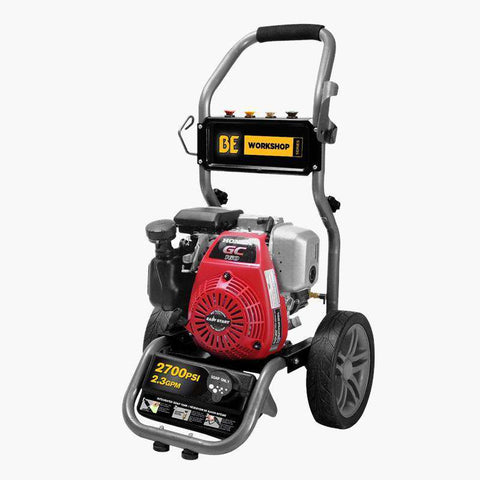 BE BE275HAS 2700 PSI 2.3 GPM Honda GC160 Gas Pressure Washer New
