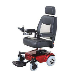 Merits P320 Junior Power Wheelchair Red New