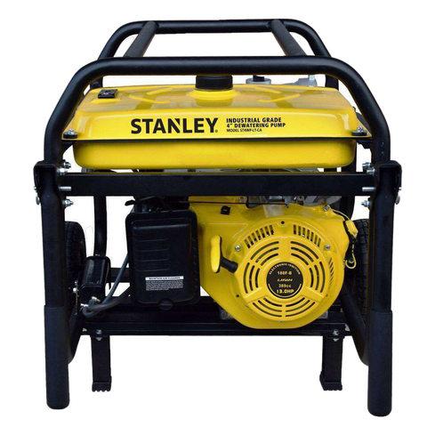 Stanley ST4WPLT 13 HP 4 in. Suction Non-Submersible Displacement Water Pump New