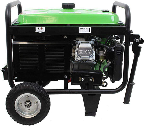 Lifan ES4100E Energy Storm 3500W/4100W Electric Start Generator Open Box (Unused)