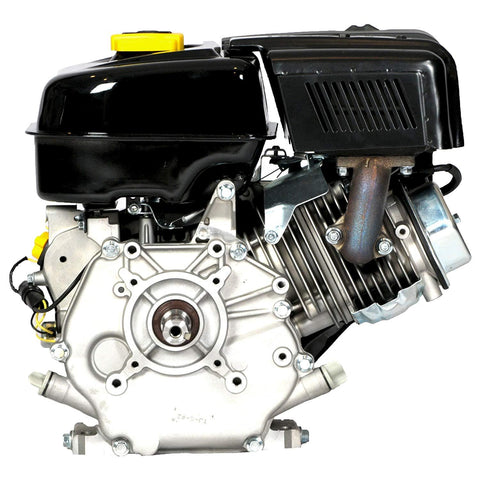 Lifan LF168F-2BDQ 6.5 HP 196cc 4-Stroke OHV Gas Engine with Electric Start, 3 Amp Open Box (Never Used)