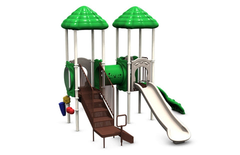 UltraPlay UPLAY-003-P UPlayToday Signal Springs Playset New