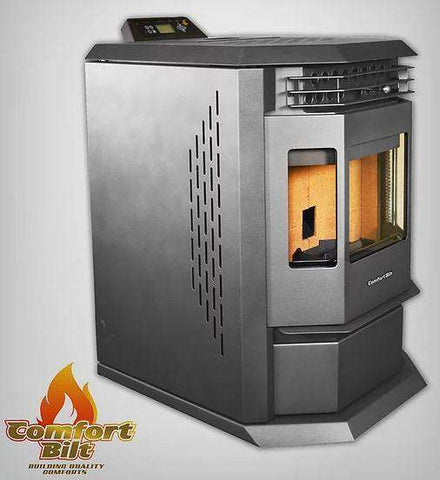 ComfortBilt HP22-SS 2800 sq. ft. Auto Ignition Pellet Stove 55lb Hopper - Scuffs/Scratches