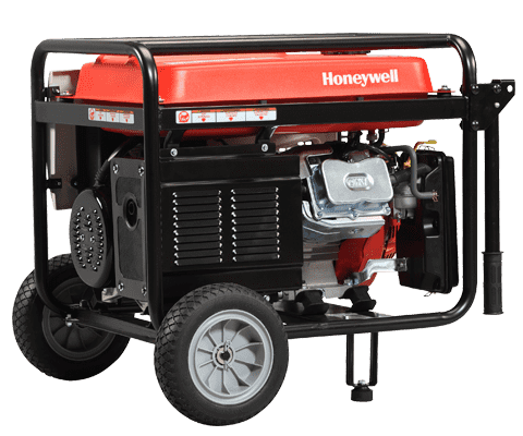 Honeywell 6036 5500W/6875W Gas Portable Generator New