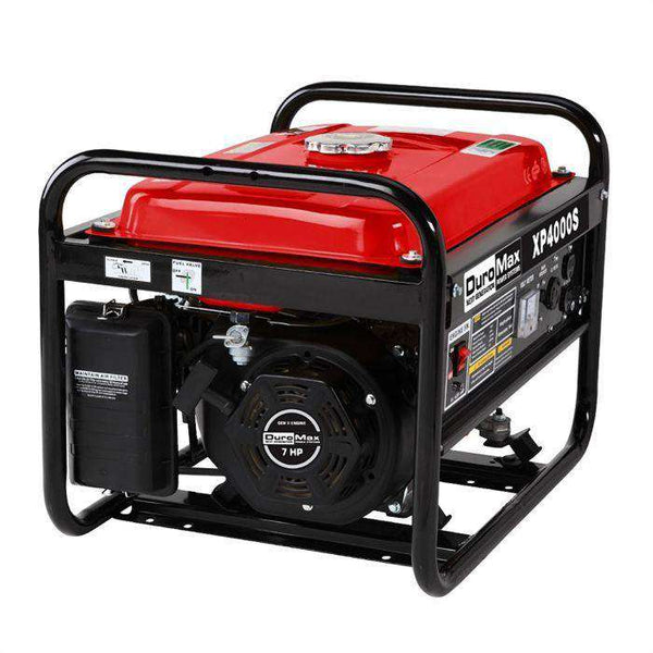 DuroMax XP4400S 3500W/4400W Gas 7 HP Generator New