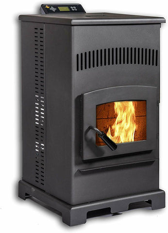 ComfortBilt HP55 2,800 sq. ft. EPA Certified Pellet Stove with Auto Ignition 50 lb Hopper Capacity New