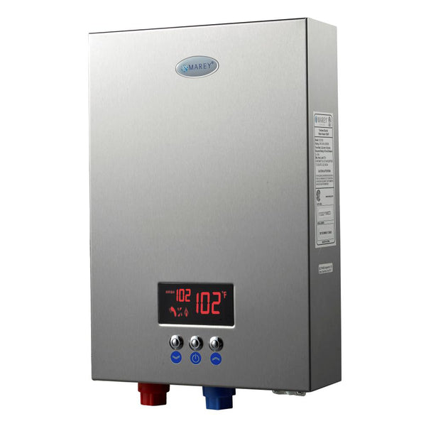 Marey ECO180 5.0 GPM Electric Tankless Water Heater Open Box