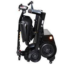 Shoprider ECHO 4-Wheel Folding Mobility Scooter New Black