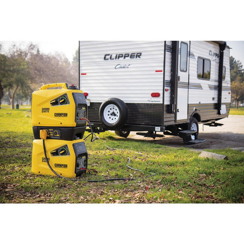 Champion 100306 1600W/2000W Portable Inverter Generator Manufacturer RFB