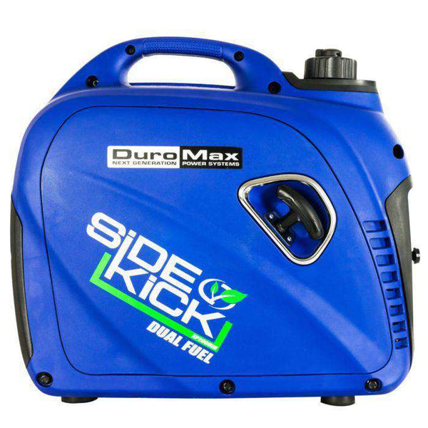 DuroMax XP2000EH 1600W/2000W Dual Fuel 3 HP Electric Start Generator New