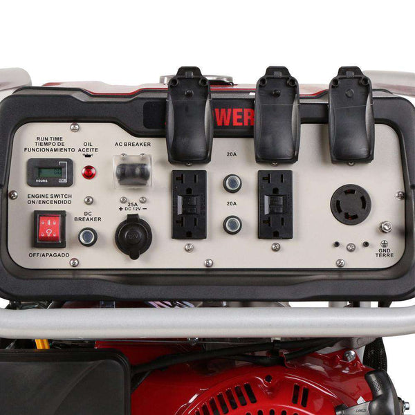 A-iPower SUA7000 6000W/7000W Gas Generator New