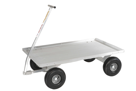 Alumacart Pull Wagon 45in 800 lb capacity Wagon New