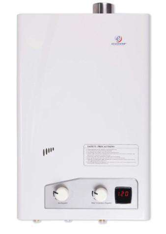 Eccotemp FVI12-NG 4.0 GPM Indoor Natural Gas Tankless Water Heater Vertical Vent Bundle Manufacturer RFB