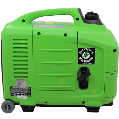 Lifan ESI3100iER-EFI-CA Energy Storm 3100W/3200W Inverter Remote Start Generator Open Box (Never Used)