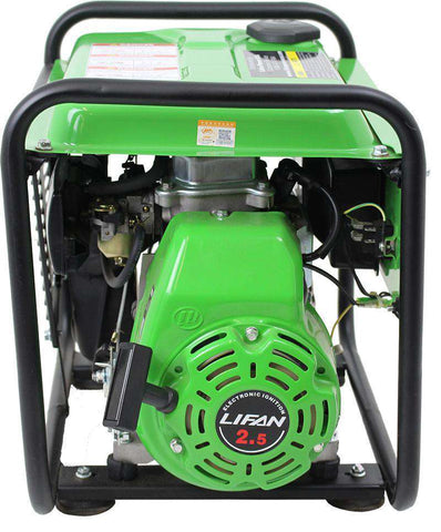 Lifan ES2000 Energy Storm 1400W/1600W Inverter Generator Open Box (Never Used)