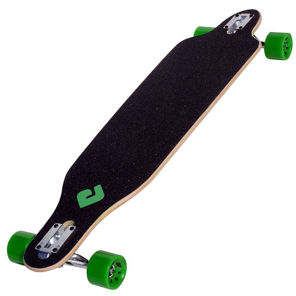 "Atom 91047 Drop Through Longboard 41"" Skateboard New"