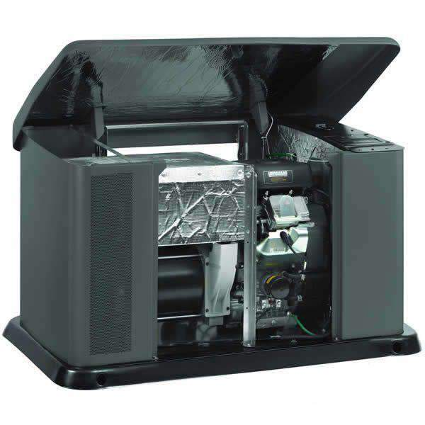 Briggs & Stratton Aluminum 20kw Standby Generator w/ 200 Amp Automatic Transfer Switch New