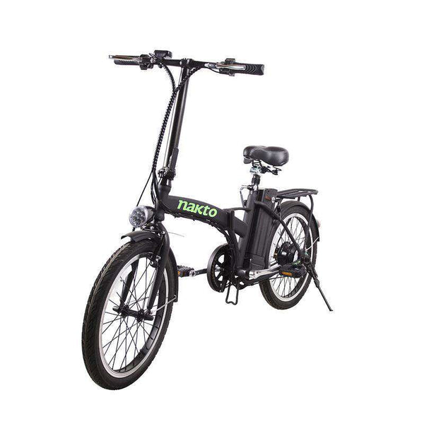 NAKTO 20 inch 250W 36V Fashion Electric Bicycle E-Bike Lithium Battery New