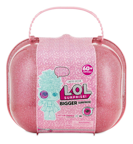 MGA Entertainment L.O.L. Surprise Bigger Surprise 2018 With 60+ Surprises! New