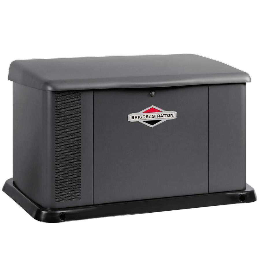 Briggs & Stratton 17kw Standby Generator LP/NG New