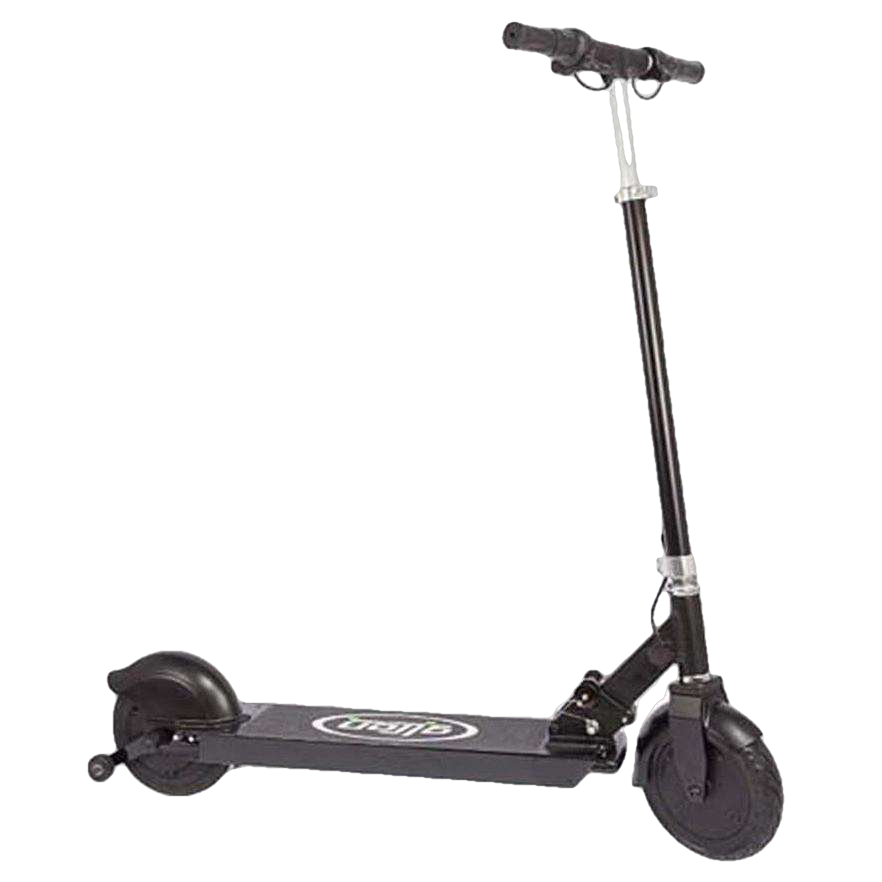 Glion Dolly Foldable Lightweight Adult Electric Scooter with Li-Ion Battery Black New