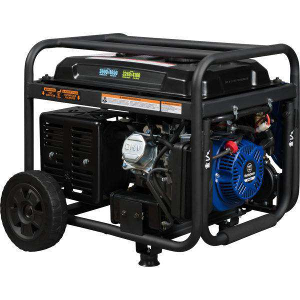 Westinghouse WGen3600DF 3600W/4650W Dual Fuel Remote Start Generator New