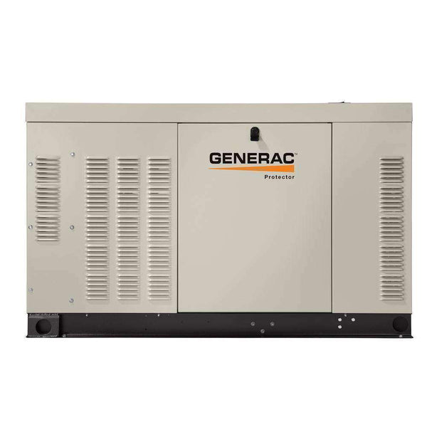 Generac Protector 48kW RG04854ANAX Liquid Cooled 1 Phase 120/240V LP/NG Standby Generator New