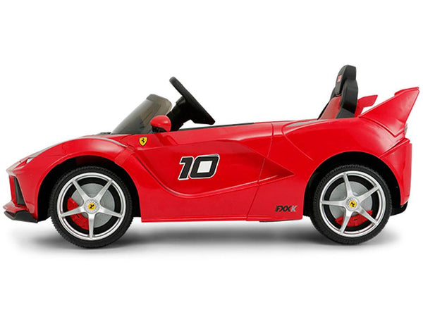 Rastar Ferrari 12v LaFerrari (RC 2.4ghz) Suicide Doors With MP3 Input Jack and Adult Remote Control  Ability Included Red New