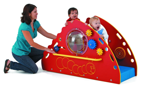 UltraPlay UP136 Cruise-A-Long Playset With Comfy Tuff Platform New