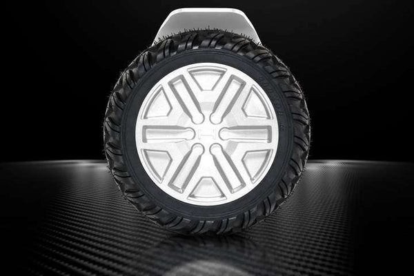 "Halo Rover X Electric Hoverboard Bluetooth 8.5"" White Manufacturer RFB"