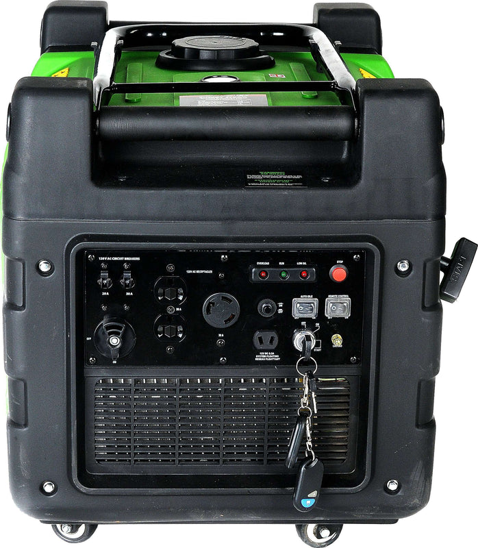 Lifan ESi3600iER-CA 3300W/3500W Digital Inverter Remote Start Generator Manufacturer RFB