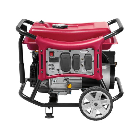 Powermate CX3500 3500W/4375W Gas Generator New