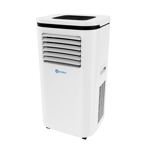 Rollibot Rollicool COOL100H 14000 BTU Portable Smart Alexa Enabled Air Conditioner with Dehumidifier and Fan New