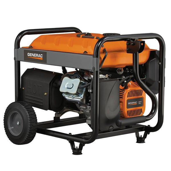 Generac RS5500 5500W/6875W Gas Rapid Start Generator New