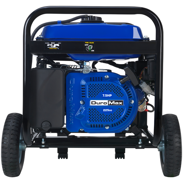 DuroMax XP5500E 4500W/5500W Gas 7.5 HP Electric Start Generator New