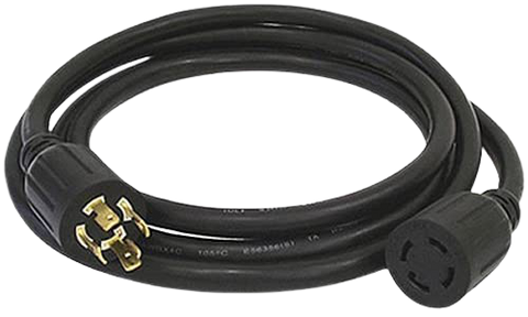 Generac 6327 10 ft. 30 AMP (30A) 4-Prong 120/240V Power Cord New