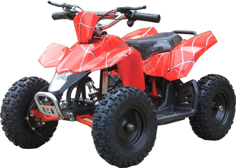 Go-Bowen XW-EA18-RS Sahara X 24V Mini Quad Red Spider Red New
