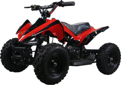 Go-Bowen XW-EA15-R Mars 24 Volt Mini Quad Red New