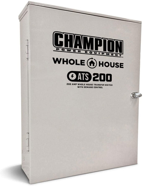 Champion 100294 14kW Standby Generator LP/NG w/ 200 Amp Automatic Transfer Switch New