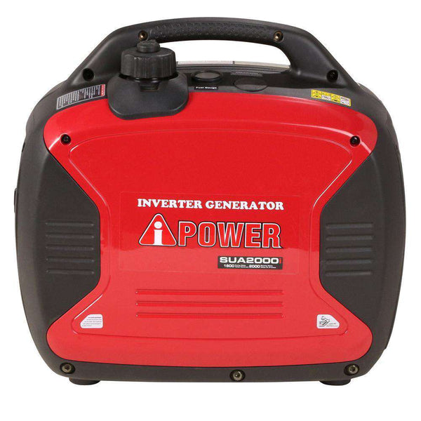 A-iPower SUA2000i 1600W/2000W Gas Inverter Generator New