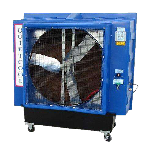 Quietaire QC36D1 36 Inch Direct Drive 2500 Sq Ft Portable Evaporative Air Cooler New