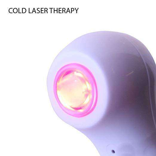 LaserTRX LLLT Pain Relief Cold Low Level Laser Therapy Device White New