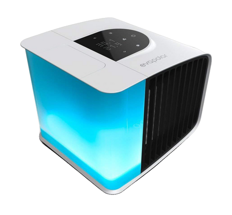 Evapolar EV-3000 evaSMART Portable Air Cooler Purifier and Humidifier White New
