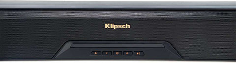 Klipsch Reference Series RSB-11 Sound Bar System 2.1 Channel 135W RMS Wireless Black B-stock