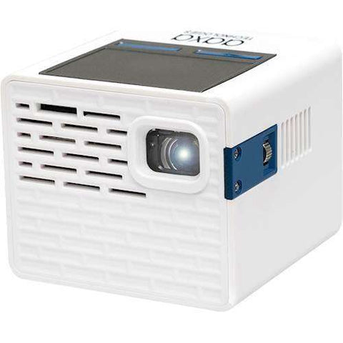 AAXA P2-A WVGA DLP LED Smart Android HD Mini Portable Pico Projector 130 Lumens New